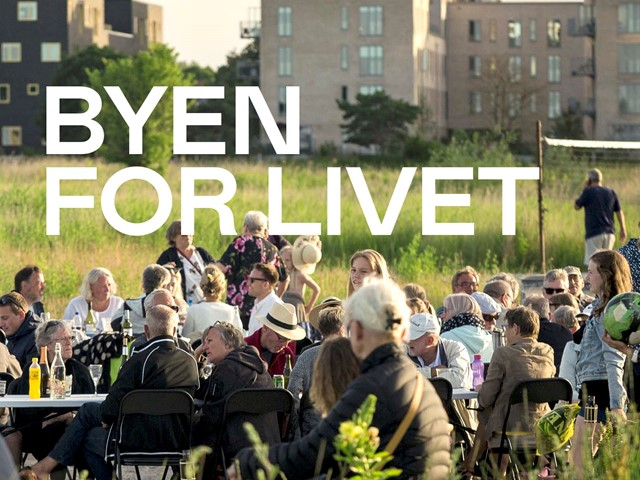 Køgekyst Folder Byen For Livet Forside