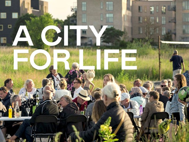 Forside A City For Life